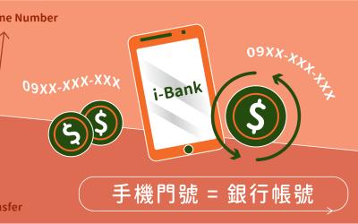 轉帳更迅速!「手機門號跨行轉帳平台」讓手機號碼就是銀行帳號(銀行家數 持續更新中)